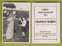 West Germany Fritz Walter Kaiserslautern 33